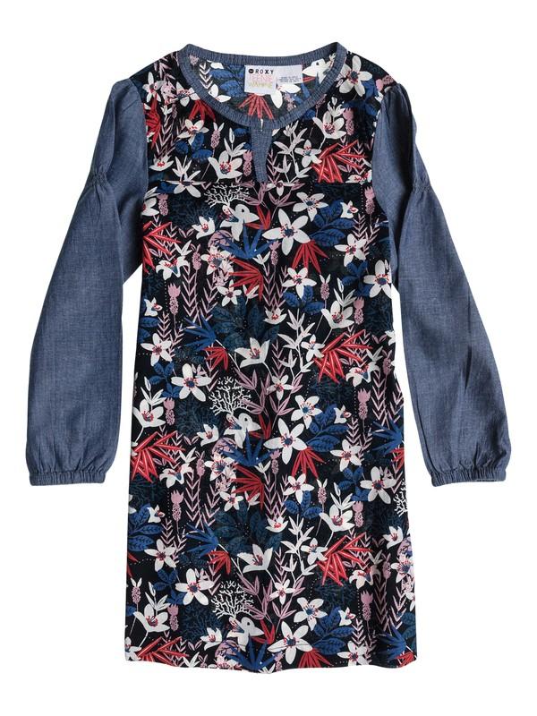 0 Girls 2-6 Sunny Days Dress  ARLWD03001 Roxy