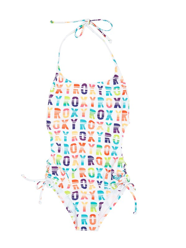 0 Girls 2-6 Tri One Piece Swimsuit  ARLX100012 Roxy