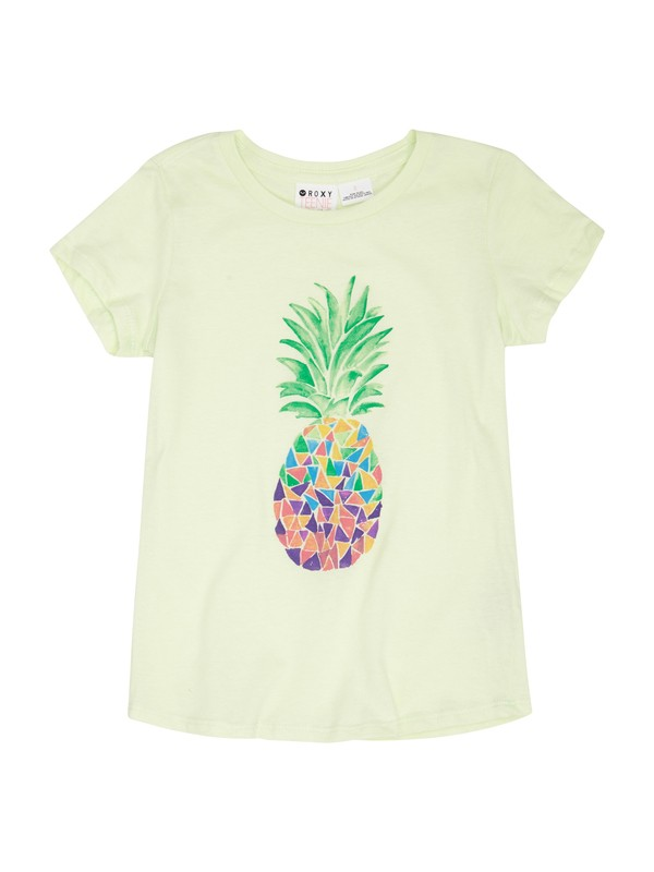 0 Girls 2-6 Pineapple Tee  ARLZT00152 Roxy