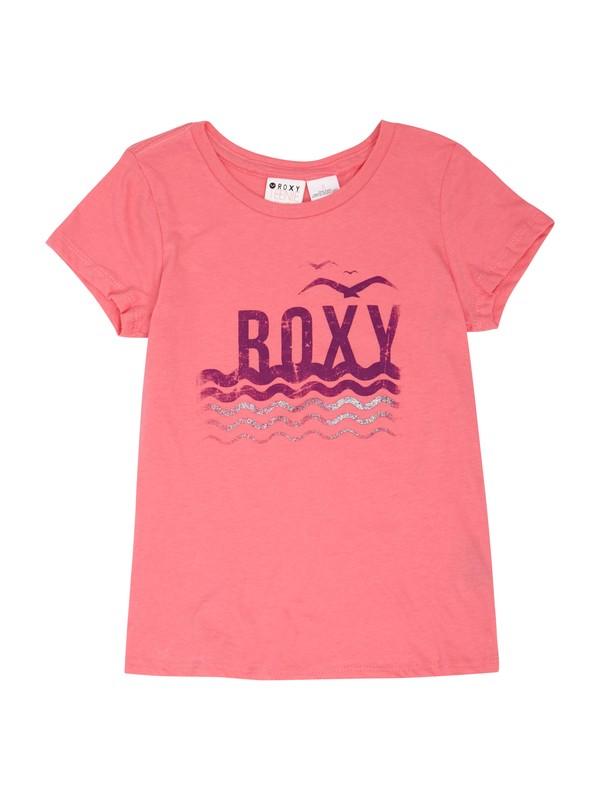 0 Girls 2-6 Bi Coastal Tee  ARLZT00165 Roxy