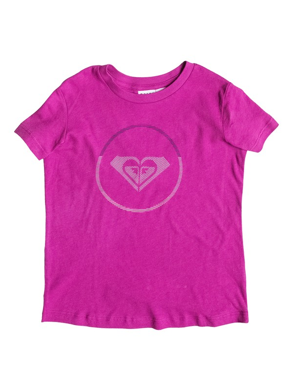 0 Girls 2-6 Barely There Tee  ARLZT03002 Roxy