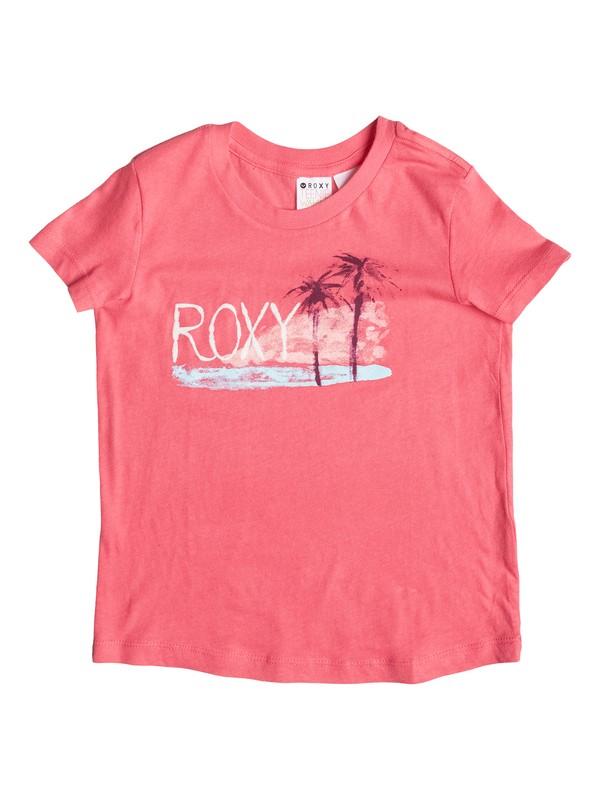 0 Girls 2-6 Island Life Tee  ARLZT03003 Roxy