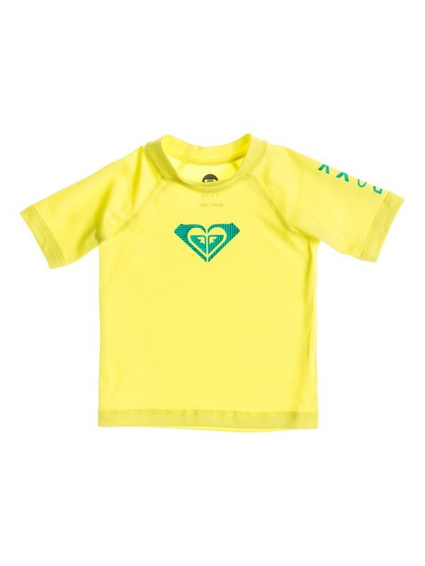 0 Roxy Love - Short Sleeve Rash Vest  ARNWR03000 Roxy