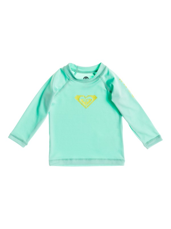 0 Baby Roxy Love Long Sleeve Rashguard  ARNWR03001 Roxy