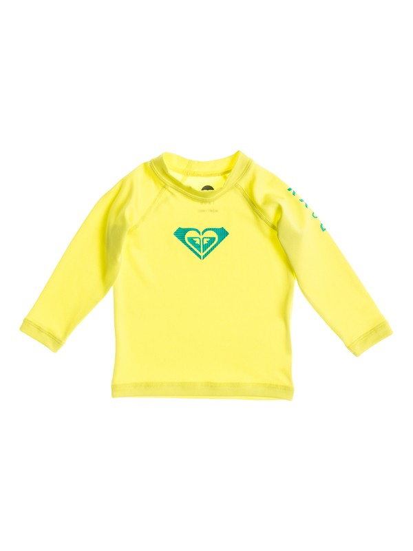 0 Roxy Love - Long Sleeve Rash Vest  ARNWR03001 Roxy