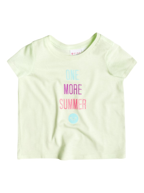 0 Baby One More Summer Tee  ARNZT00056 Roxy
