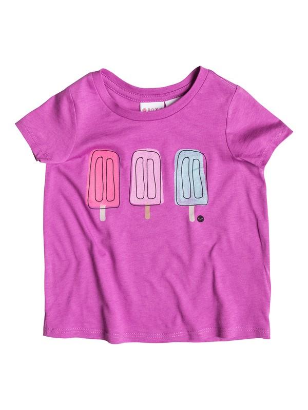 0 Baby Popsicles Tee  ARNZT00057 Roxy