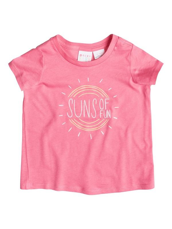 0 Baby Suns Of Fun Tee  ARNZT00058 Roxy