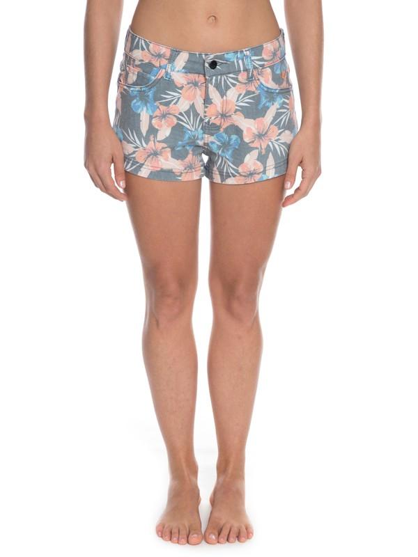 0 Shorts Kona Floral  BR74051197 Roxy