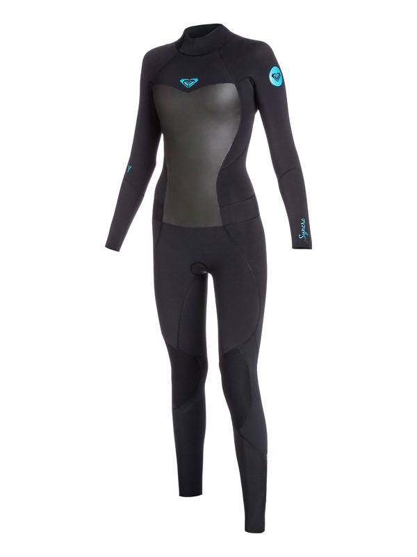 0 Syncro 3/2 Back Zip GBS Wetsuit  ARJW100001 Roxy