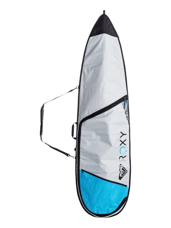 0 Shortboard 7'3 - Leichtes Board Bag  EGLRBBSH73 Roxy