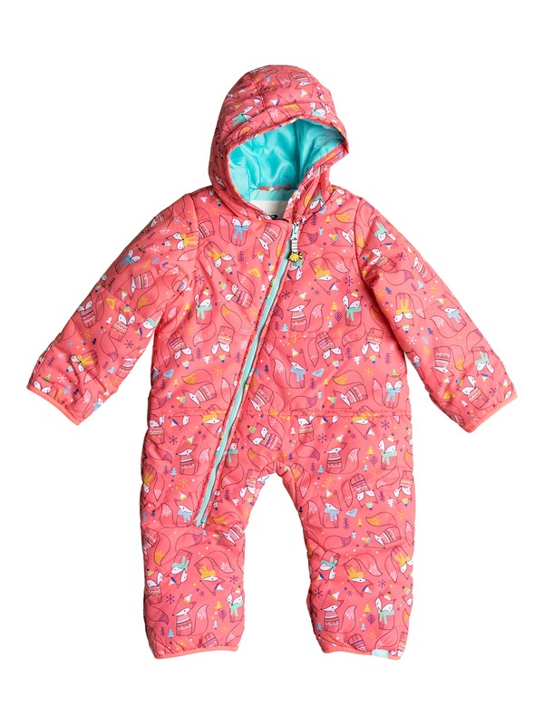 0 Rose - Snow Suit Orange ERETS03002 Roxy