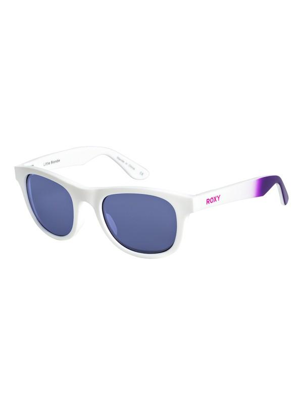 0 Little Blondie - Sonnenbrille Weiss ERG6011 Roxy