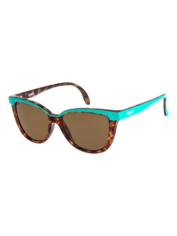 0 Coco - Sunglasses Green ERG6016 Roxy
