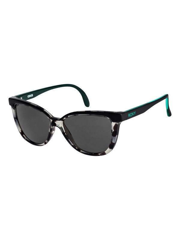 0 Coco - Sonnenbrille Grau ERG6016 Roxy