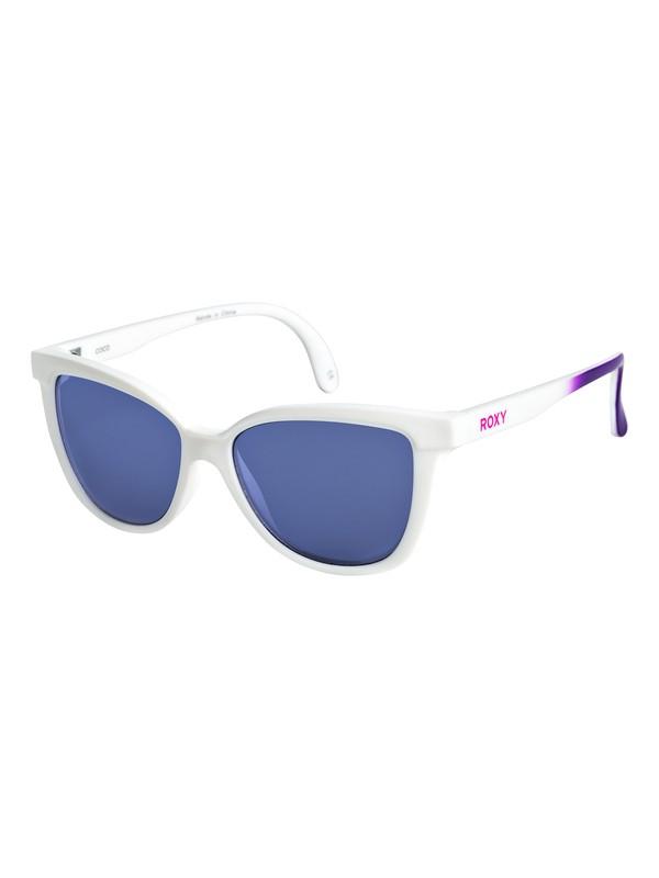 0 Coco - Sonnenbrille Weiss ERG6016 Roxy