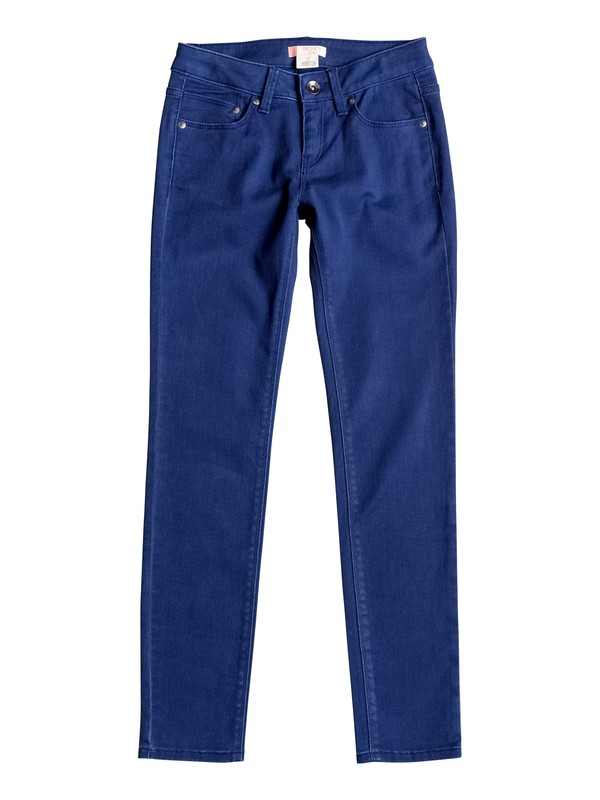 0 Tracy'S Water - Jean coupe slim Bleu ERGDP03025 Roxy
