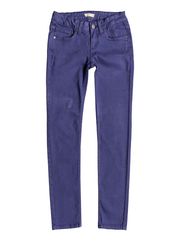 0 The Joy You Bring - Slim Fit Jeans Blue ERGDP03041 Roxy