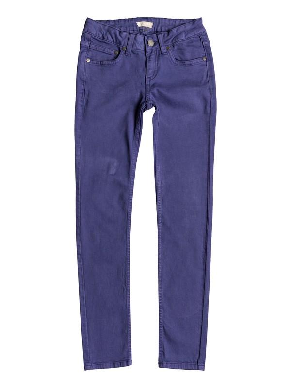 0 The Joy You Bring - Jean slim Bleu ERGDP03041 Roxy