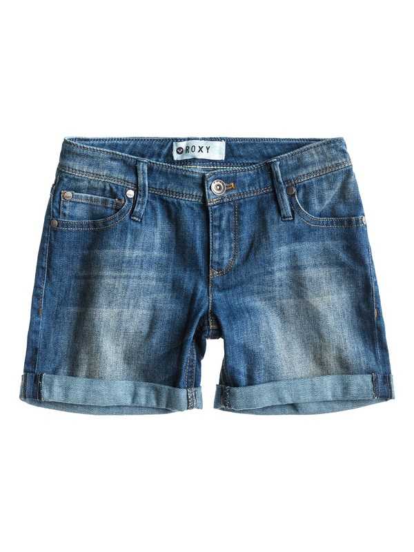 0 Girls 7-14 Teano Wash Shorts  ERGDS00000 Roxy