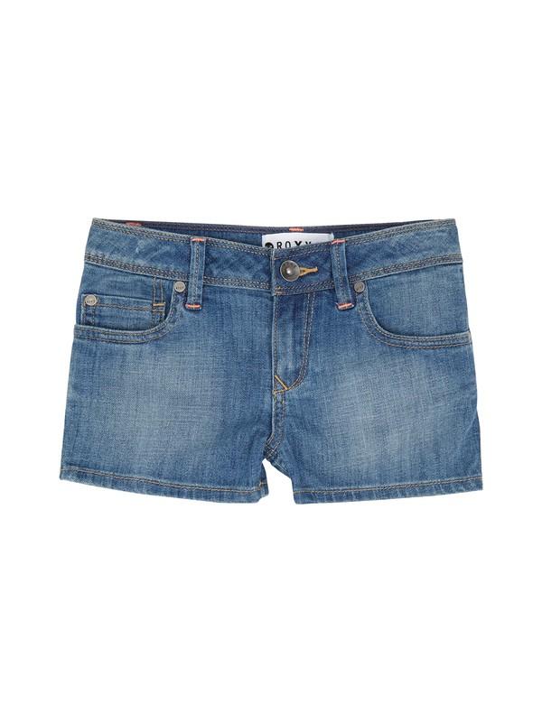 0 Girls 7-14 RG Lisy Wash Shorts  ERGDS00011 Roxy