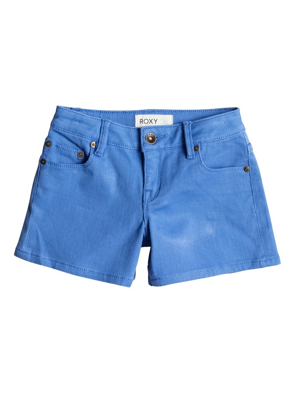 0 Desert - Short denim Bleu ERGDS03020 Roxy