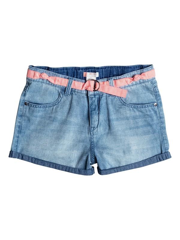 0 Close To Paradise - Pantalones Cortos Vaqueros  ERGDS03021 Roxy