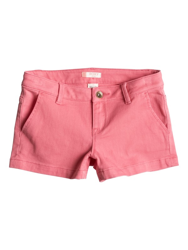 0 Sunset Clouds - Denim Shorts Pink ERGDS03024 Roxy