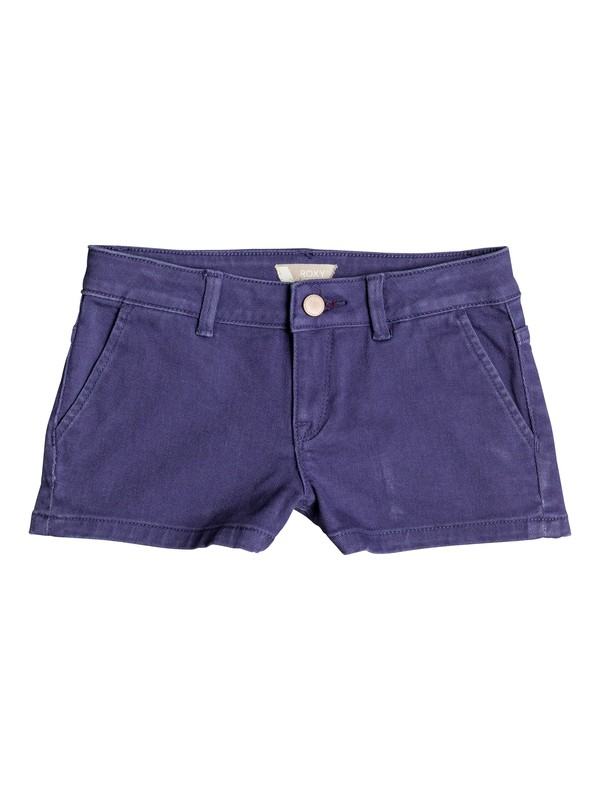 0 Sunset Clouds - Short en denim Bleu ERGDS03034 Roxy
