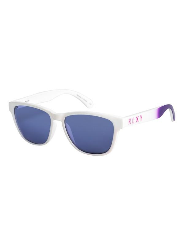 0 Mini Uma - Sonnenbrille Weiss ERGEY03000 Roxy