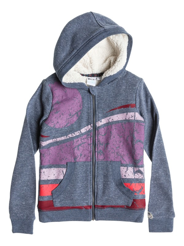 0 Girls 7-14 Moon May C Hoodie  ERGFT03041 Roxy