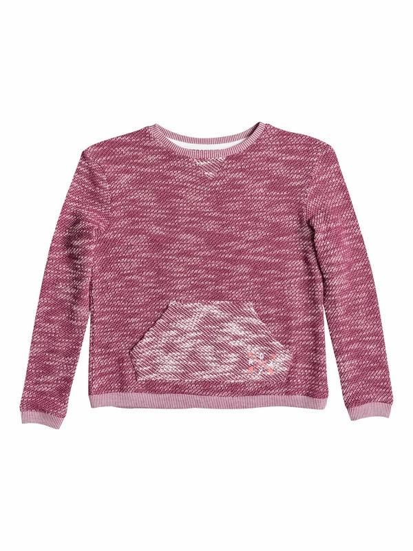 0 Chillen By The Coast - Crew-Neck Sweatshirt  ERGFT03092 Roxy
