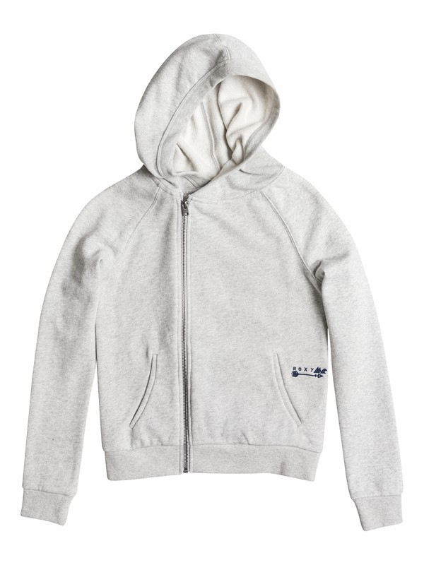 0 Group Huddle - Zip-Up Hoodie  ERGFT03096 Roxy