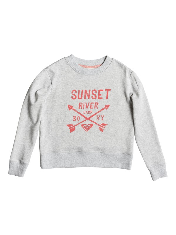 0 Hazy Day - Crew-Neck Sweatshirt  ERGFT03106 Roxy