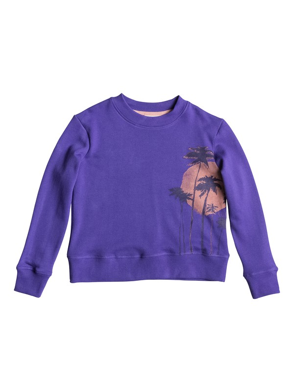 0 Hazy Day - Crew-Neck Sweatshirt  ERGFT03107 Roxy
