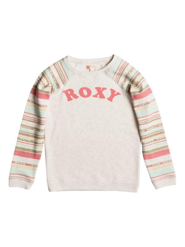 0 Girls 7-14 Kaukura Pullover Sweatshirt  ERGFT03178 Roxy