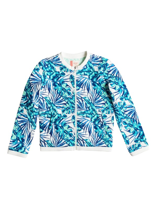 0 Girls 7-14 Southern Sun Zip Sweatshirt  ERGFT03190 Roxy