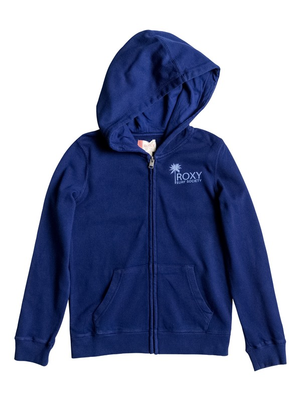 0 Tropical Fishing - Sweat à capuche zippé  ERGFT03203 Roxy