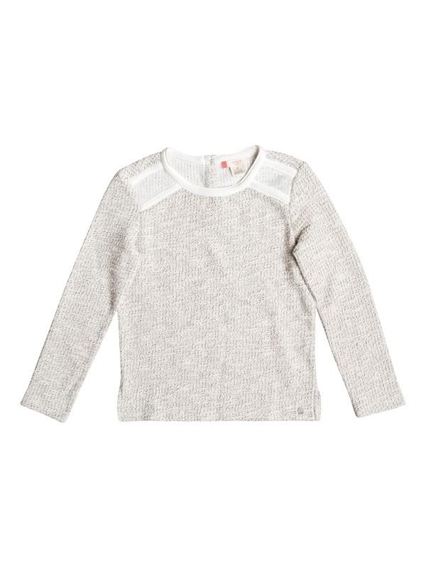 0 Magellan Clouds - Sweatshirt Beige ERGFT03221 Roxy