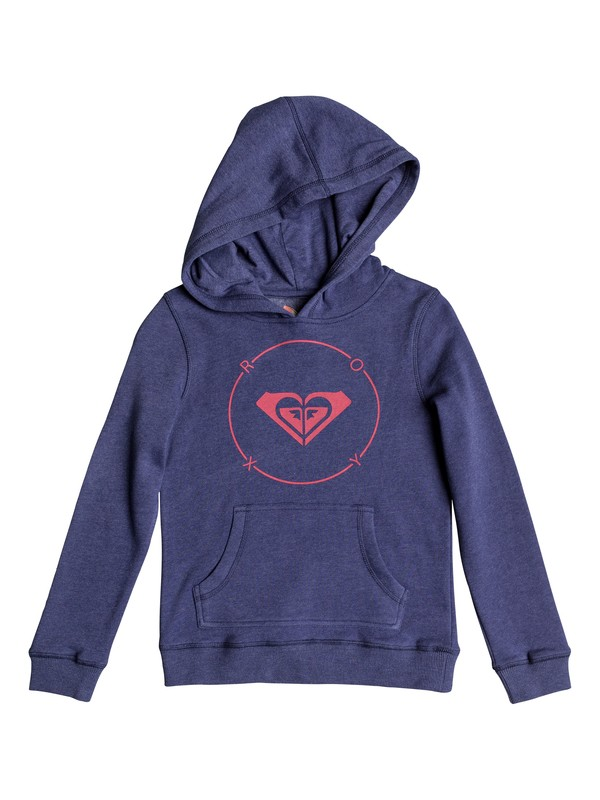 0 Moon Is The Light - Hoodie Blau ERGFT03246 Roxy