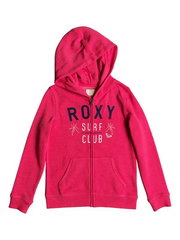 0 Толстовка на молнии The Endless Round Розовый ERGFT03247 Roxy