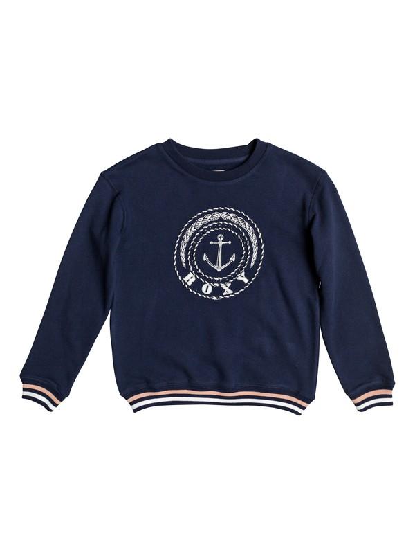 0 Shine All Day Anchor - Sweatshirt Blue ERGFT03263 Roxy