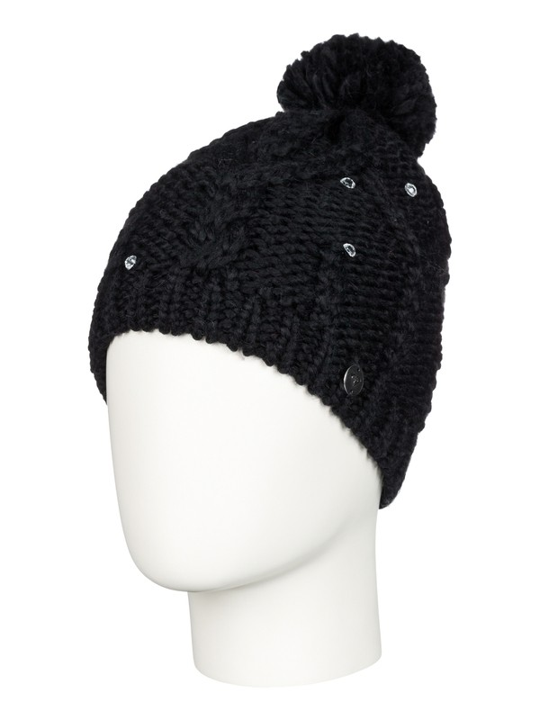 0 Girl's 7-14 Shooting Star Beanie  ERGHA03001 Roxy