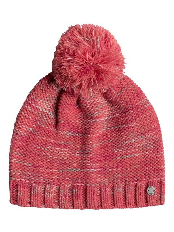 0 Finest Mood - Beanie Pink ERGHA03040 Roxy