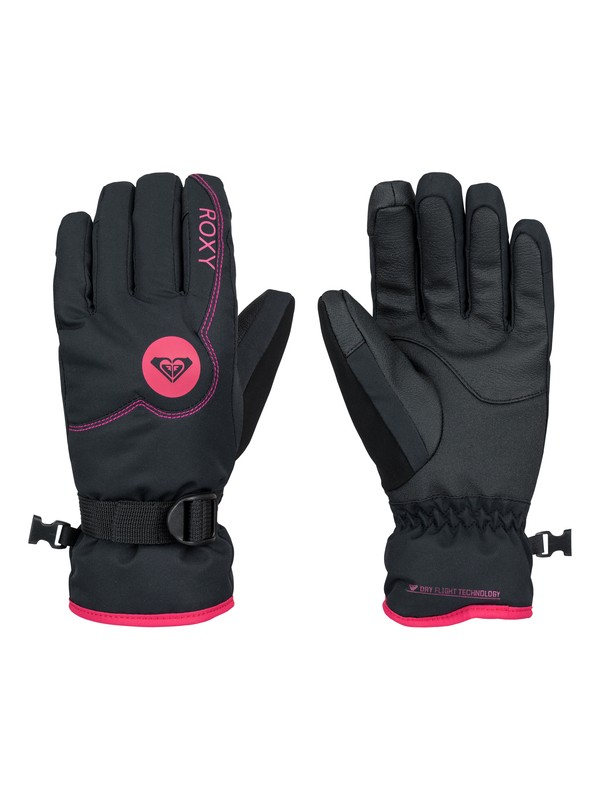 0 Jetty Solid -  Gloves  ERGHN03003 Roxy