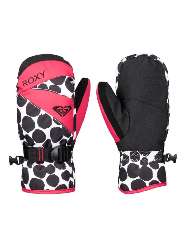0 Girls 7-14 ROXY Jetty Snow Mittens  ERGHN03005 Roxy