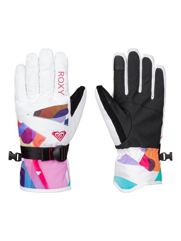 0 Girls 7-14 ROXY Jetty Snow Gloves  ERGHN03007 Roxy