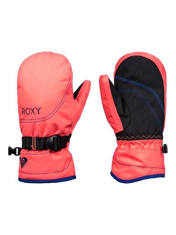 0 ROXY Jetty - Moufles de snowboard/ski Orange ERGHN03012 Roxy