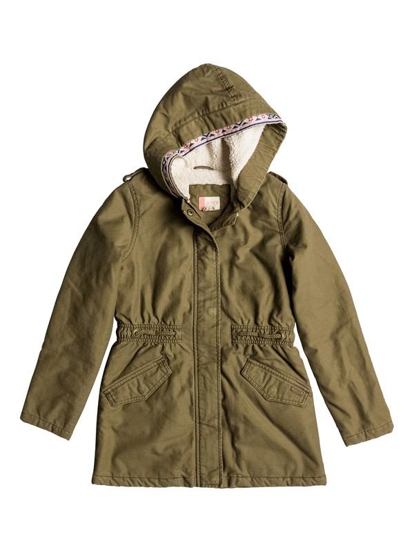 0 Summer Storm - Military Jacket  ERGJK03030 Roxy