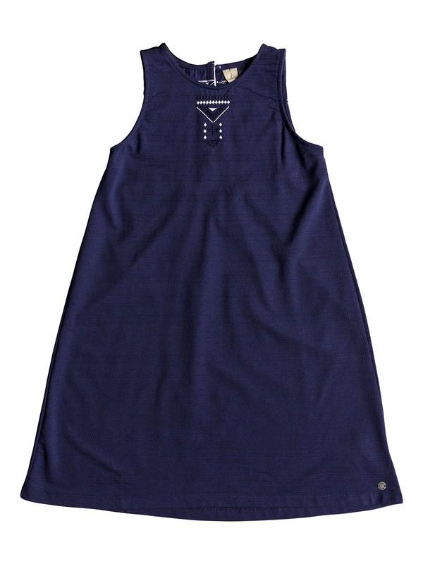 0 Take Me Back - Robe à bretelles Bleu ERGKD03053 Roxy